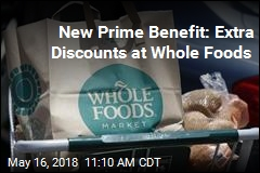 Amazon Prime Members Will Get Extra Discounts at Whole Foods