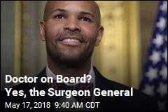 Doctor on Board? Yes, the Surgeon General