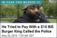 Homeless Man Wrongfully Jailed After Trip to Burger King
