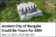 Ancient City of Bargylia Could Be Yours for $8M