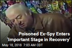 Poisoned Ex-Spy Is Out of the Hospital
