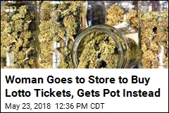 Special Delivery: Marijuana Lands in Wrong Car