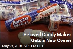 Necco Wafers Are Saved, for Now