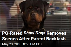 PG-Rated Show Dogs Removes Scenes After Parent Backlash
