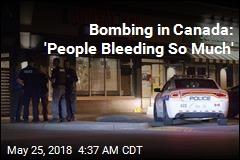 Masked Bombers Attack Toronto-Area Restaurant