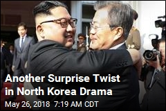 Another Surprise Twist in North Korea Drama