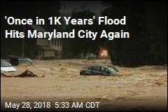 Maryland Declares State of Emergency Amid Massive Floods