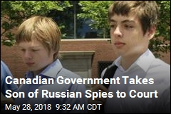 Son of Russian Spies Fights for Canadian Citizenship
