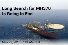 Long Search for MH370 Is Going to End
