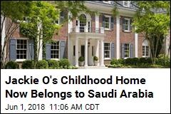 Jackie O's Childhood Home Now Belongs to Saudi Arabia