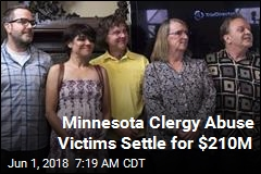 Minnesota Clergy Abuse Victims Settle for $210M