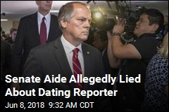 Senate Aide Allegedly Lied About Dating Reporter