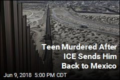 Iowa Teen Meets Grisly Fate After ICE Sends Him to Mexico