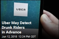 Uber May Use Data to Guess if You're Drunk