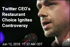 Twitter CEO Ignites Ruckus With Fast-Food Meal