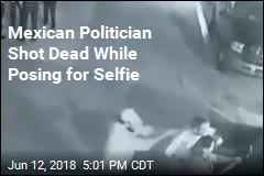 Mexican Politician Shot Dead While Posing for Selfie