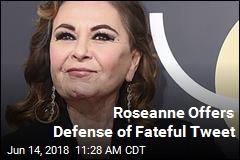 Roseanne: Tweet Was Actually About Anti-Semitism