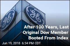 After 100 Years, Last Original Dow Member Booted From Index