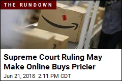 Supreme Court Says States Can Collect Online Sales Tax