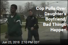 Cop Fired for Pulling Over Daughter's Boyfriend