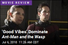 'Goofball Charm' Helps Ant-Man 's Return