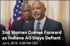 Another Woman Accuses Indiana AG of Misconduct