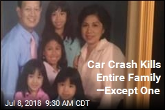 Mother Survives Car Crash That Killer Her Family