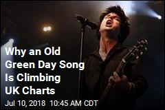 Why an Old Green Day Song Is Climbing UK Charts