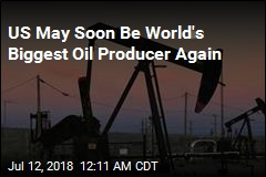 US May Soon Be World's Biggest Oil Producer Again