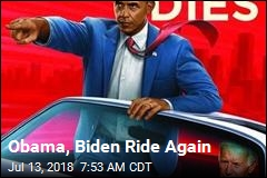 Obama, Biden Ride Again