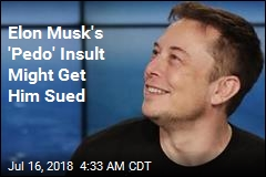 Elon Musk Might Get Sued Over His Diver Insult