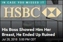 He Was a Banker on the Rise. Then a Colleague Began Crying