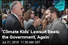 'Climate Kids' Lawsuit Beats the Government, Again