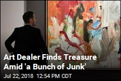 Art Dealer Finds Treasures in $15K Storage Locker