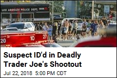 Suspect ID'd in Deadly Trader Joe's Shootout