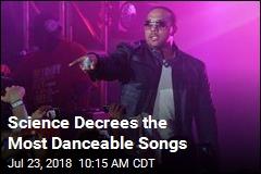 10 Most Danceable Songs