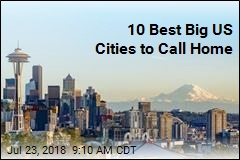 10 Best Big US Cities to Call Home
