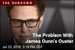 The Problem With James Gunn's Ouster