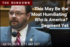 This May Be the 'Most Humiliating' Who Is America? Segment Yet