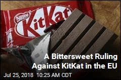 A Bittersweet Ruling Against KitKat in the EU