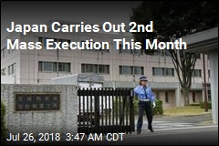Japan Executes Last 6 Cult Members