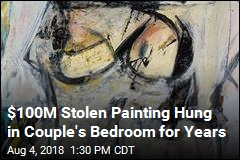 They Were a Fun Couple. And Had a Stolen Painting