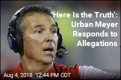 'Here Is the Truth': Urban Meyer Responds to Allegations