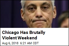 Chicago Has Brutally Violent Weekend