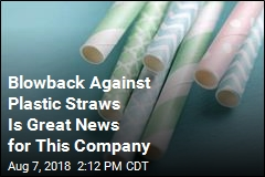 Why an Indiana Straw Company Is Suddenly So Hot