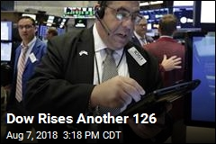 Dow Climbs Again Thanks to Earnings Reports