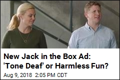 Jack in the Box 'Bowls' Ad Brings Out the Critics