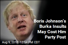 Boris Johnson Facing Probe Over Burka Comments