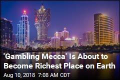 Qatar About to Give Up Spot as Richest Place on Earth