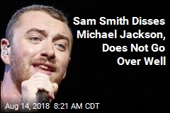 Internet to Sam Smith's Michael Jackson Diss: Beat It